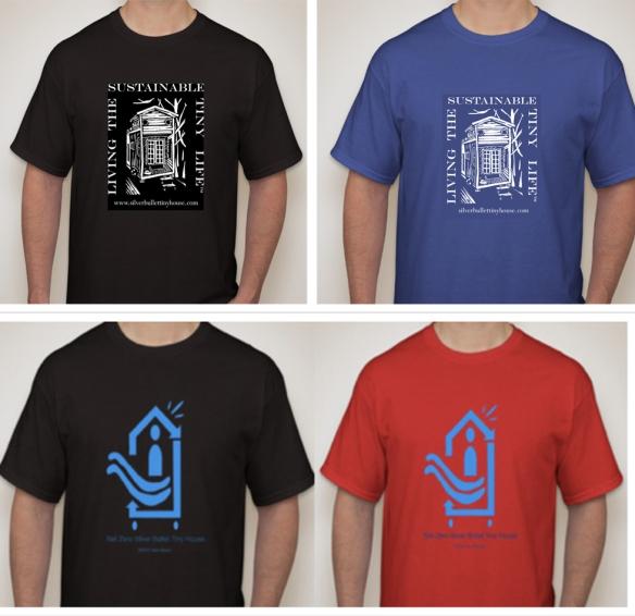 T-shirtsflat