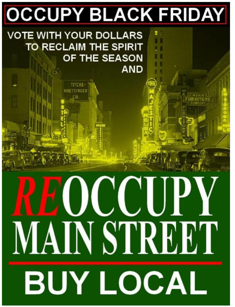 Reoccupy Main Street/CC BY 2.0